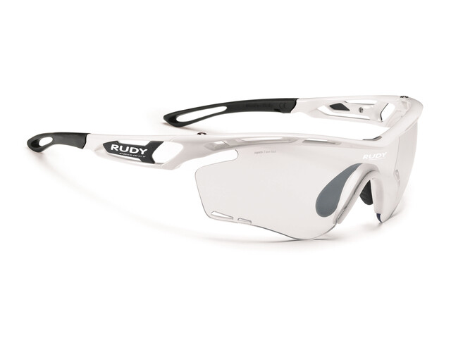 Rudy Project Tralyx Glasses White Gloss/ImpactX Photochromic 2 Black